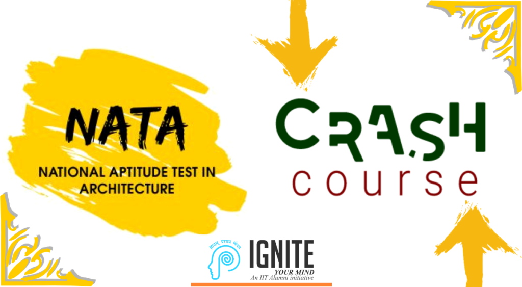 IGNITE NATA Crash Course and JEE Main Paper 2