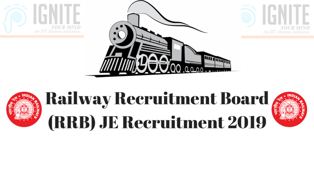 Intensive Classroom Coaching for Railway Recruitment Board (RRB) JE Recruitment 2019